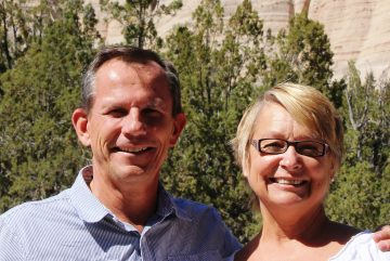 Bill & Sally Moberly of ALWM