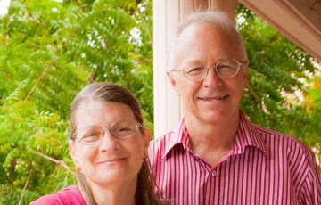 Pastor Tom & Rhonda Curry